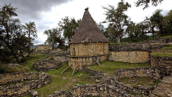 Kuélap es uno de los sitios arqueológicos que podría verse beneficiado con el presupuesto para infraestrcutura de turismo. (Foto: GEC)