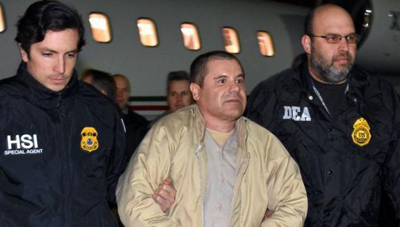 'El Chapo' Guzmán tiene alucinaciones y su salud empeora