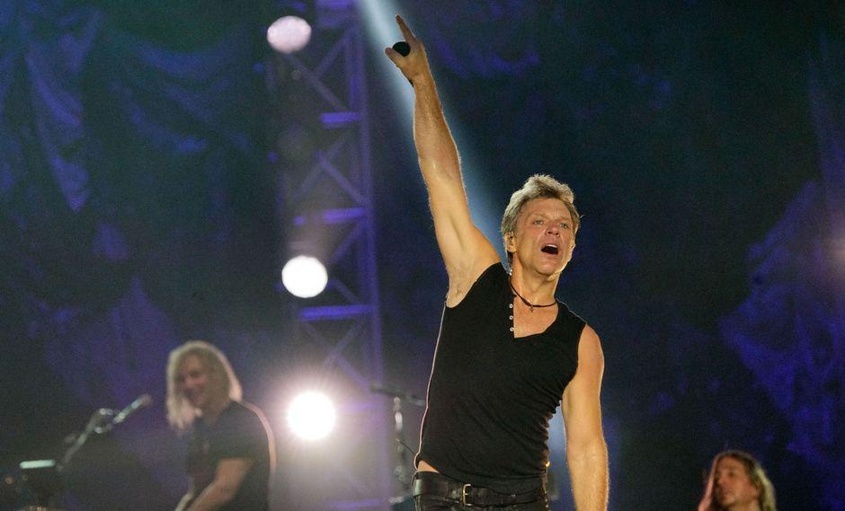 "La gira ""This House Is Not for Sale Tour"" está llevando a Bon Jovi por todos Estados Unidos, Europa, Asia, Oceanía y ahora Sudamérica."