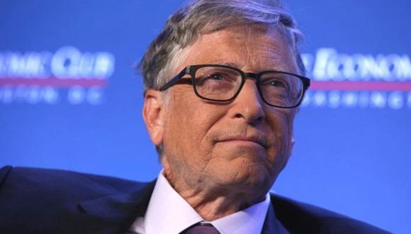 """""""Yo no soy un predicador"""", dijo Bill Gates, cofundador de Microsoft. (Foto: Getty Images)"""