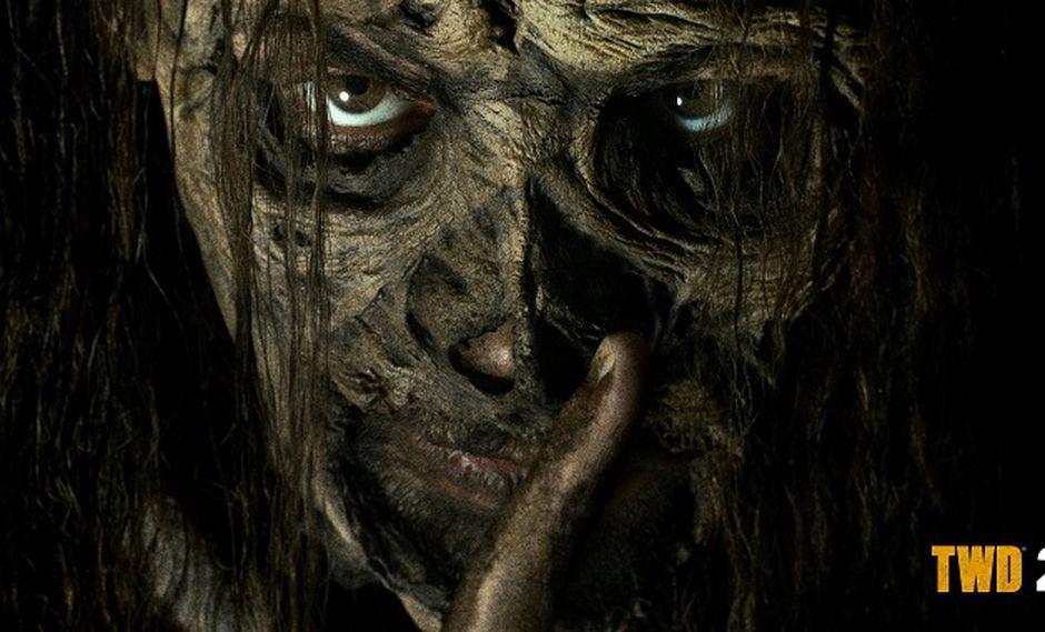 """Ryan Hurst interpretará a Beta en la segunda parte de la novena temporada de """"The Walking Dead"""" (Foto: AMC)"""