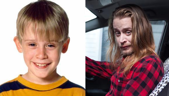 """Macaulay Culkin fue el protagonista de """"Mi pobre Angelito"""" y se convirtió en una estrella internacional. Foto: Fox"""