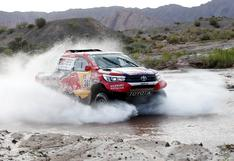 Dakar 2018: así se corrió la etapa 12 en autos y motos