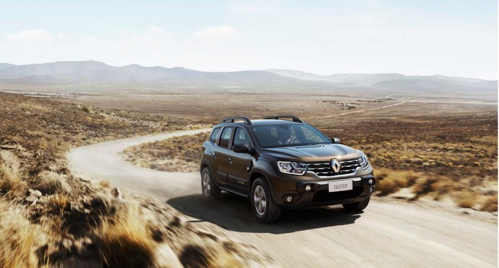 Renault Duster: la nueva generación de la SUV fue presentada en Perú | FOTOS