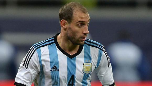 Pablo Zabaleta se retira del fútbol a los 35 años. (Foto: EFE)