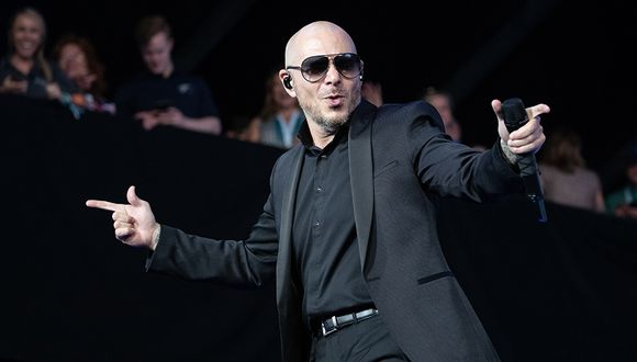 Pitbull estrenó canción de esperanza en medio de la pandemia del coronavirus. (Foto: AFP)
