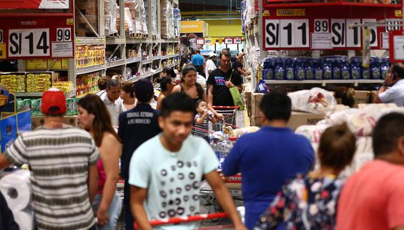 El Indice de Precios al Consumidor busca que los compradores tomen mejores decisiones de compra. (Foto: GEC)