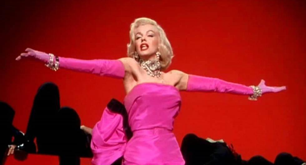 Los caballeros las prefieren rubias (1953)