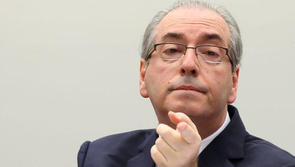 Eduardo Cunha, el dedo delator que tiene en vilo a Brasil