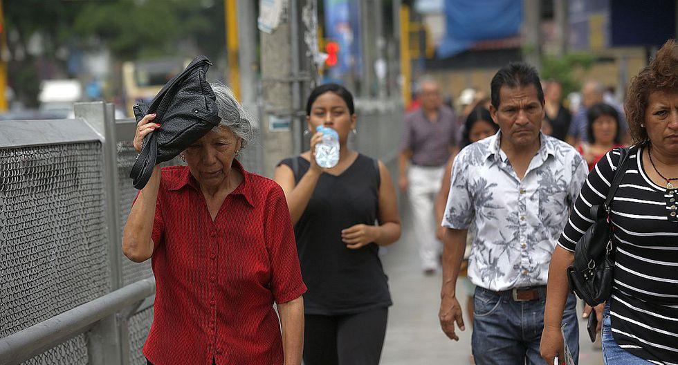 El Senamhi advirtió que el índice máximo UV en Lima alcanzará el nivel 13, especialmente cerca del mediodía. (Foto: GEC)