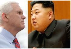 Mike Pence viaja a Seúl pese a tensiones con Corea del Norte