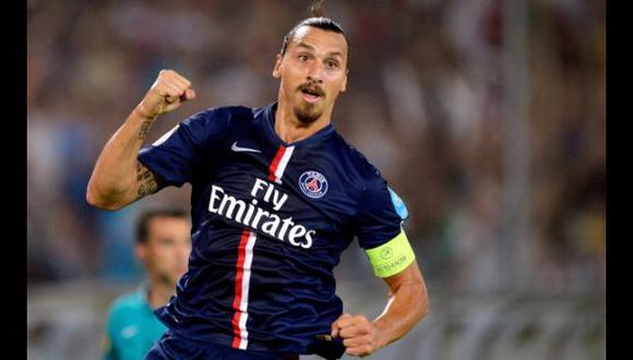 """Ibrahimovic: """"No sé si necesitamos el fichaje de Di María"""""""