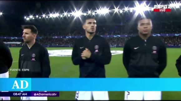 UEFA Champions League: vea un resumen de la primera fecha de la fase de grupos