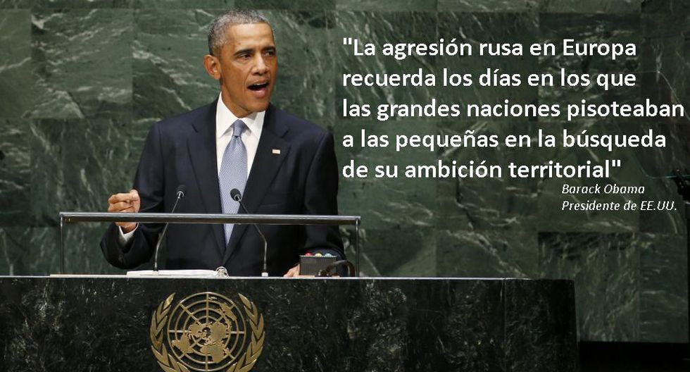 Las Frases Que Dejó La Asamblea General De Las Naciones