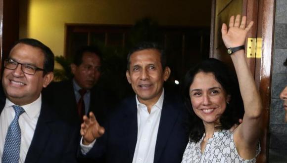 El juez de investigación preparatoria, Richard Concepción Carhuancho, decidió suspender la audiencia de control de acusación contra Ollanta Humala y Nadine Heredia. (Foto: Difusión)