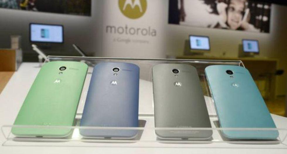 Lenovo dejará de usar la marca Motorola para sus smartphones