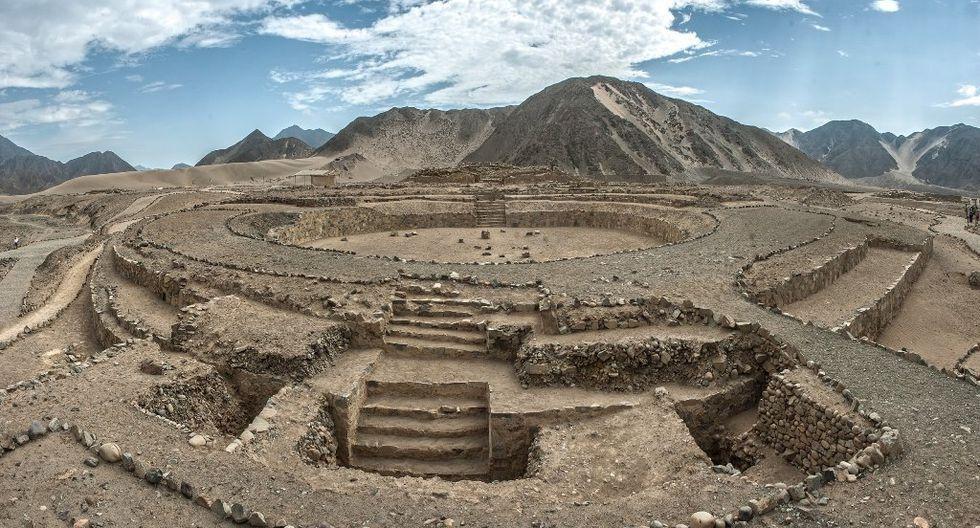 Caral se encuentra en el valle de Supe, a 182 kilómetros al norte de Lima. (Foto: Zona Arqueológica Caral)