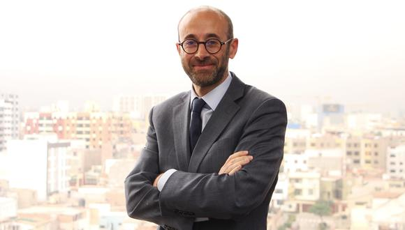 """""""Estamos abiertos al cambio, pero siempre en el marco de la seguridad regulatoria y jurídica"""", señala José Manuel Revuelta, country manager de Enel Perú."""