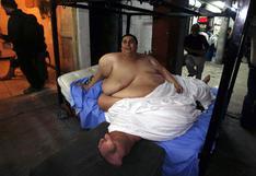 Murió el mexicano que llegó a ser el hombre más obeso del mundo