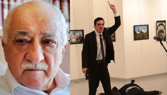 """Turquía dice que Gülen está """"detrás"""" de asesinato de embajador"""