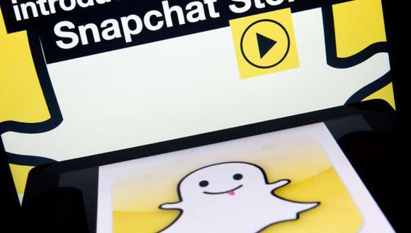 Snapchat es la app preferida de las primarias en Estados Unidos