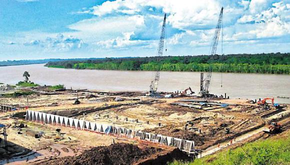 Puerto de Yurimaguas será afectado por falta de hidrovía
