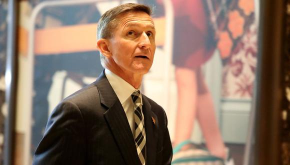 Michael Flynn, el hombre que mintió al FBI y recibió el indulto de Trump.  (Foto: EFE)