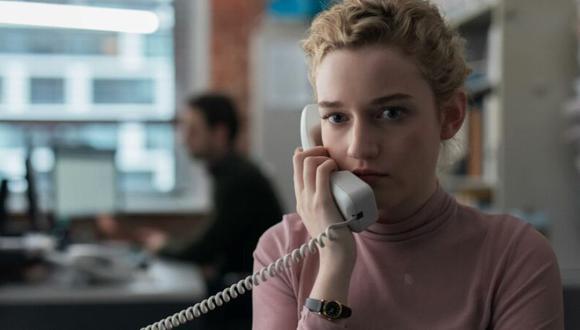 """Kitty Green en """"La asistente"""". (Foto: Difusión)"""