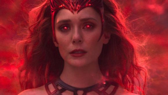 WandaVision es una miniserie creada por la guionista Jacqueline Schaeffer para la plataforma de Disney Plus y se estrenó el 15 de enero de este año. Tiene lugar después de los acontecimientos ocurridos en la película Avengers: Endgame. (Captura de pantalla)