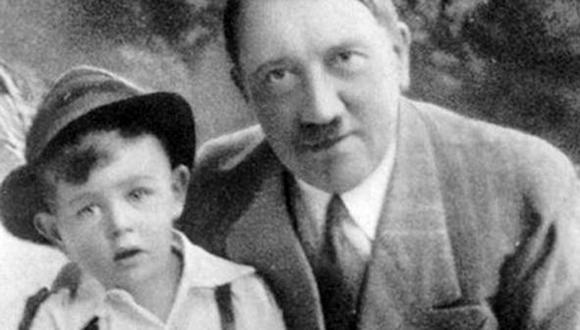 Luego de 80 años, habló el niño que Hitler usó como propaganda