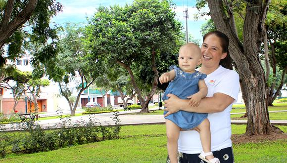 Especialista de Vidawasi asegura que es vital el acompañamiento de los padres durante el proceso de la enfermedad. (Foto: Vidawasi )