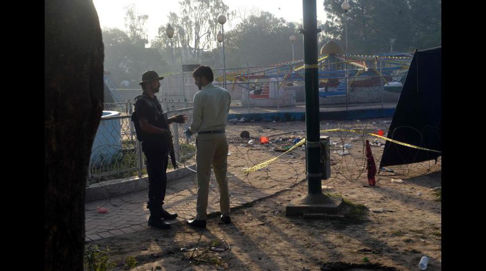 El parque de diversiones de Lahore atacado por el talibán - 7