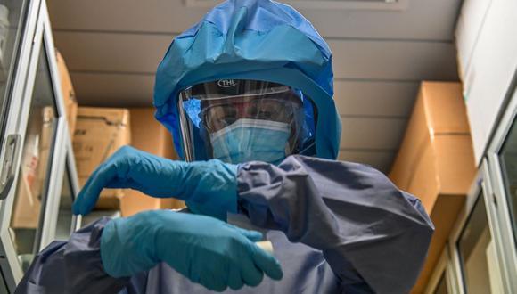 Coronavirus en Italia | Últimas noticias | Último minuto: reporte de infectados y muertos hoy, sábado 26 de diciembre del 2020 | Covid-19. (Foto: ANDREAS SOLARO / AFP).