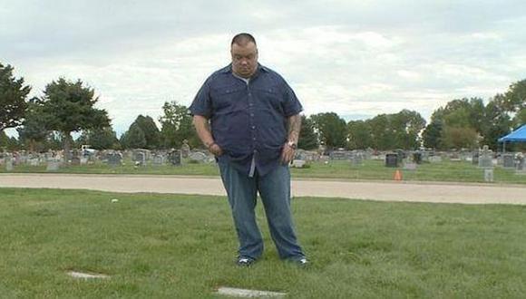 Un hombre visitó la tumba equivocada de su hijo por siete años