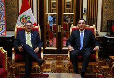 ¿Cómo le fue al presidente Martín Vizcarra cuando observó leyes del Parlamento?