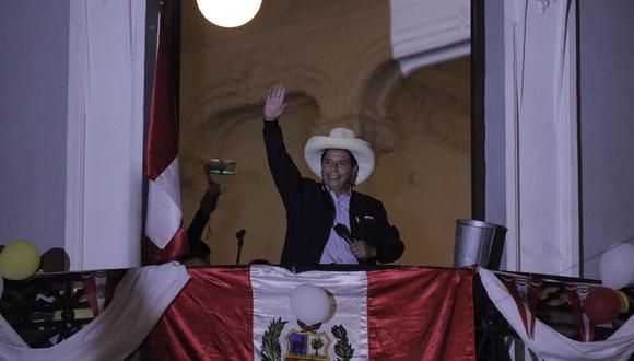 """El candidato presidencial de Perú Libre indicó que si postuló a los comicios no fue por """"interés personal"""". (Foto: El Comercio)"""