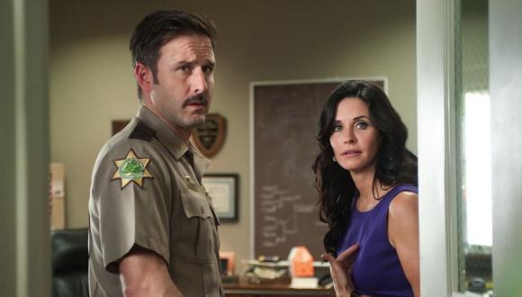 """David Arquette volverá a interpretar al Sheriff Dewey Riley en """"Scream 5"""". (Foto: Dimension Films)"""