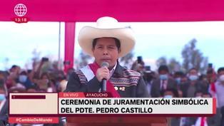 Castillo convoca a gobernadores y alcaldes a reunión la siguiente semana
