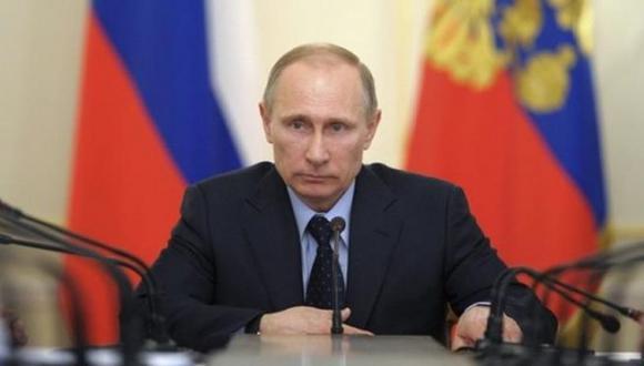 El presidente ruso, Vladimir Putin, fue espía en Alemania Oriental durante la Guerra Fría. (Foto: EFE).