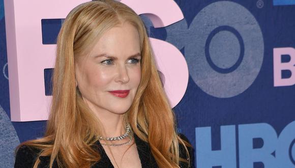 """Nicole Kidman suma su quinto proyecto televisivo con """"A Good Marriage""""  (Foto: AFP)"""