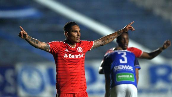 Paolo no juega desde el 15 de abril, cuando marcó ante Aimore. (Foto: Inter)