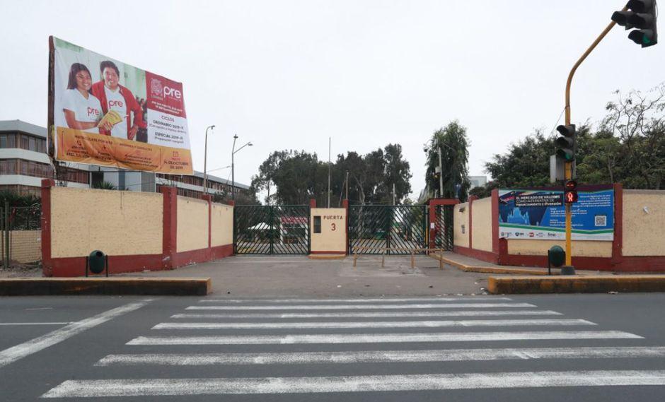 El campus fue entregado el último sábado luego que estudiantes llegaron a unos acuerdos con las autoridades de la UNMSM. (Lino Chipana/GEC)