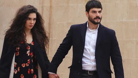 """Hercai"" es una telenovela turca que se emite por la señal de Nova en España. (Foto: IMDB)"