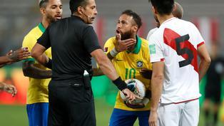 Carlos Zambrano y su desahogo luego del partido frente a Brasil