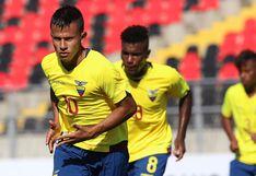 Ecuador obtiene un empate 1-1 con sabor a derrota en el Mundial Sub 20 | VIDEO