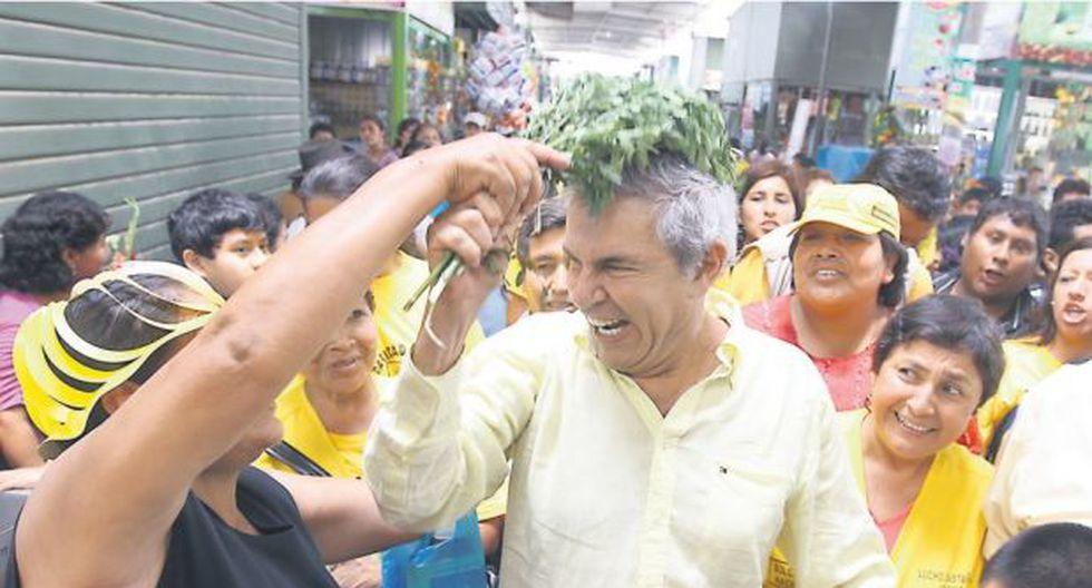 Luis Castañeda Lossio será candidato a la Alcaldía de Lima