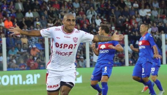 Unión, Superliga Argentina.   Foto: Unión