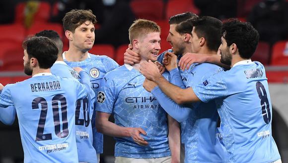 Manchester City anunció de forma oficial que no participará de la Superliga de Europa. (Foto: EFE)