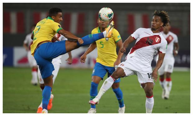Andre Carrillo è il principale messaggio creativo per la nazionale peruviana.  (Foto: FPF)