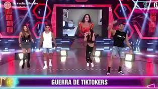 Austin Palao y Rosángela Espinoza realizan un tierno TikTok